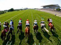 Apuestas de caballos en los hipódromos de Epsom y Bath, 3 de junio